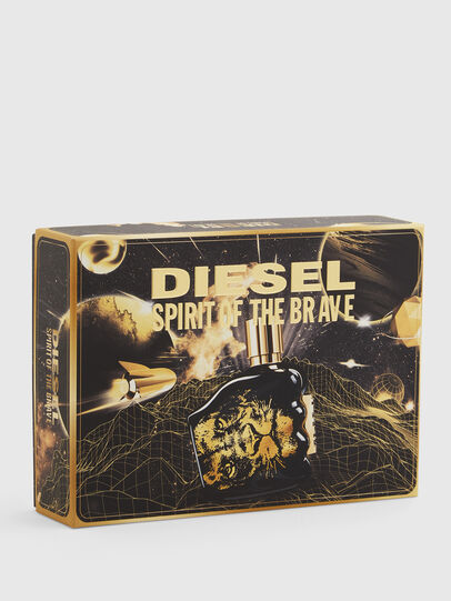 Diesel - SPIRIT OF THE BRAVE 50ML GIFT SET, Nero/Oro - Only The Brave - Image 3