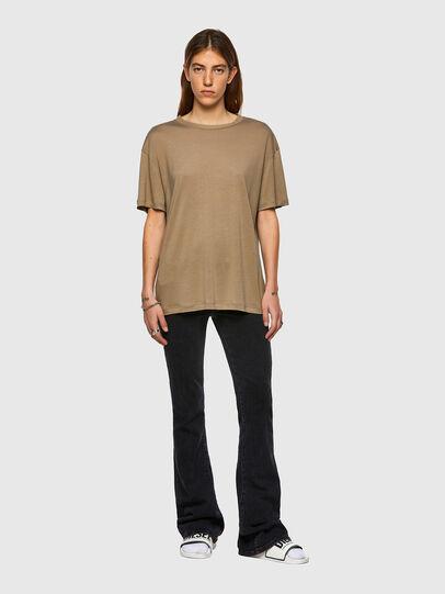 Diesel - T-ENKA-C.C, Marrone Chiaro - T-Shirts - Image 5
