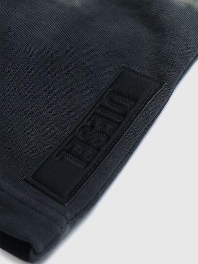Diesel - PTOXDEEP, Nero/Giallo - Shorts - Image 3
