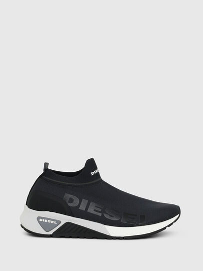 Diesel - S-KB ATHL SOCK II, Nero - Sneakers - Image 1
