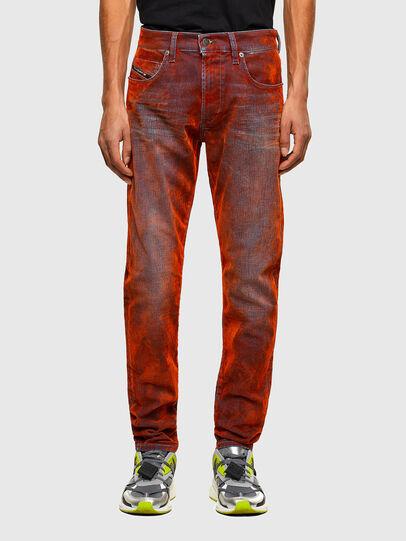 Diesel - D-Strukt 069TL, Rosso - Jeans - Image 1