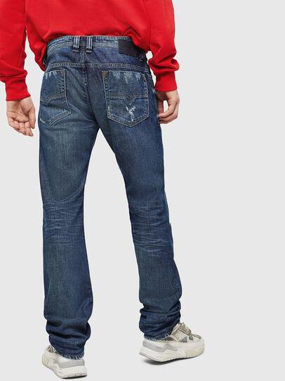 Diesel - Safado CN028, Blu Scuro - Jeans - Image 2
