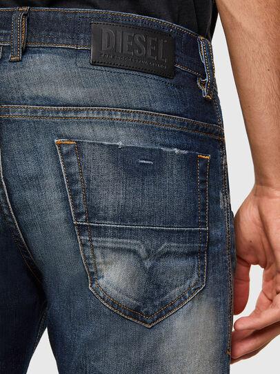 Diesel - Thommer 009JT, Blu Scuro - Jeans - Image 5