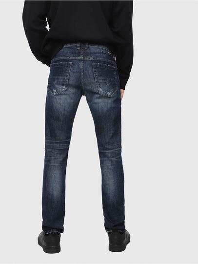 Diesel - Thommer C87AN, Blu Scuro - Jeans - Image 2