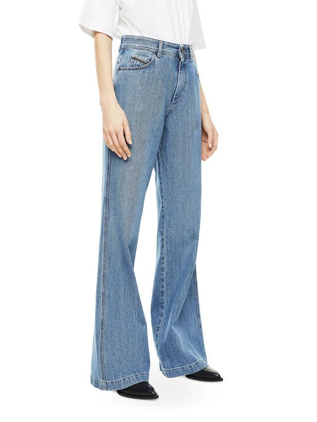 Diesel - TYPE-1903, Blu Jeans - Jeans - Image 4