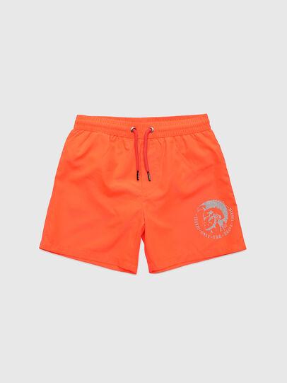 Diesel - MBXLARS, Arancione - Beachwear - Image 1