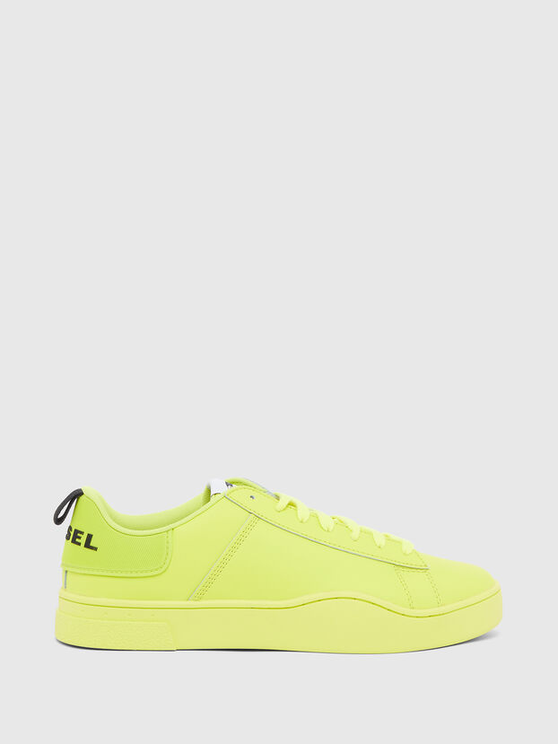 S-CLEVER LOW LACE, Giallo - Sneakers