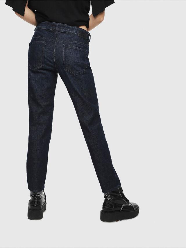 Diesel - D-Rifty 080AK, Blu Scuro - Jeans - Image 2