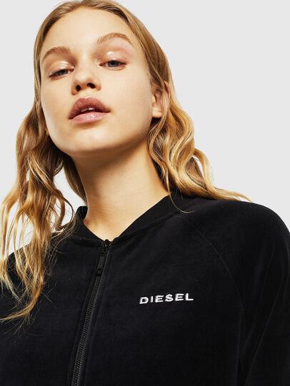 Diesel - UFLT-BONSHIN-Z, Nero - Felpe - Image 3