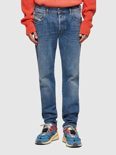 Diesel - D-Yennox 009ZR, Blu Chiaro - Jeans - Image 1