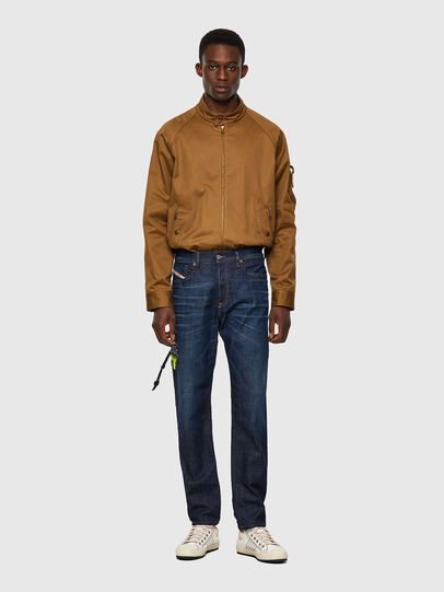 Diesel - D-Fining 09A48, Blu Scuro - Jeans - Image 5