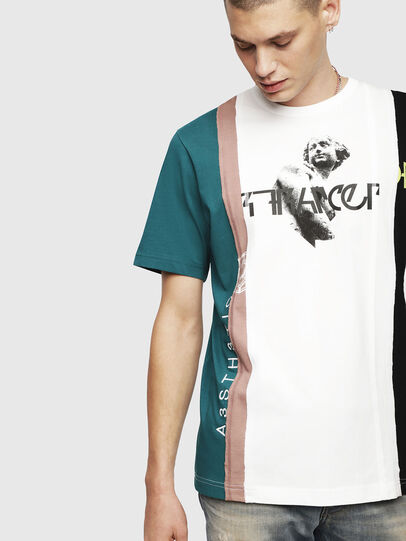 Diesel - T-JUST-SPACE-A,  - T-Shirts - Image 3