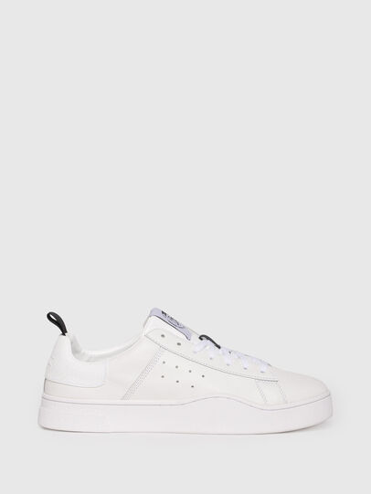 Diesel - S-CLEVER LOW, Bianco - Sneakers - Image 1