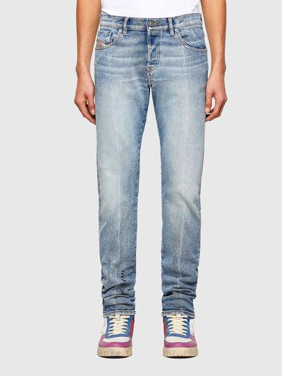 Diesel - D-Kras 009VW, Blu Chiaro - Jeans - Image 1