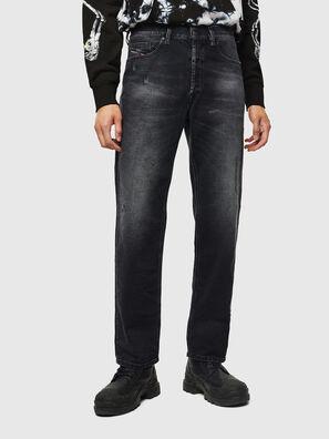 D-Macs 0097S, Nero/Grigio scuro - Jeans