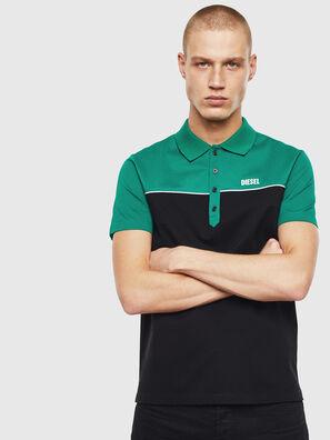 T-RALFY-BIC, Verde/Nero - Polo