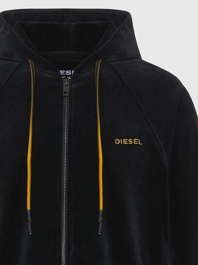 Diesel - UMLT-BRIANZ, Nero - Felpe - Image 3