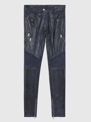 P-TRAN-A, Blu Scuro - Pantaloni