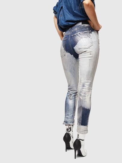Diesel - Babhila 0094W, Blu medio - Jeans - Image 2