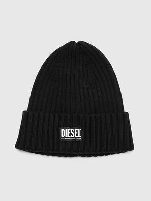 K-CODER-E, Nero - Cappelli invernali