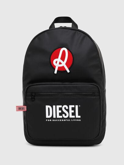 Diesel - LR-F-DISCOVER BACK N, Nero - Zaini - Image 1