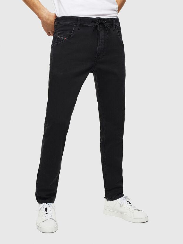 Krooley JoggJeans 0687Z, Nero/Grigio scuro - Jeans