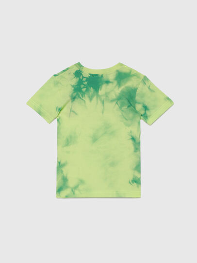 Diesel - TIMMYB-R, Verde - T-shirts e Tops - Image 2