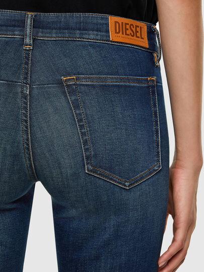 Diesel - D-Jevel 009HL, Blu Scuro - Jeans - Image 5