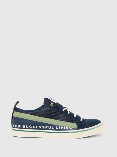Diesel - S-DVELOWS LOW, Multicolor/Blu - Sneakers - Image 1