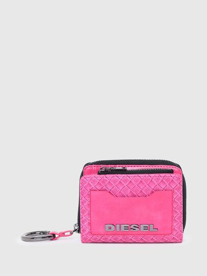 Diesel - OFRIDE, Rosa - Portafogli Piccoli - Image 1