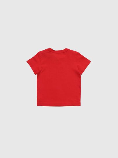 Diesel - TDIEGOA7B, Rosso - T-shirts e Tops - Image 2