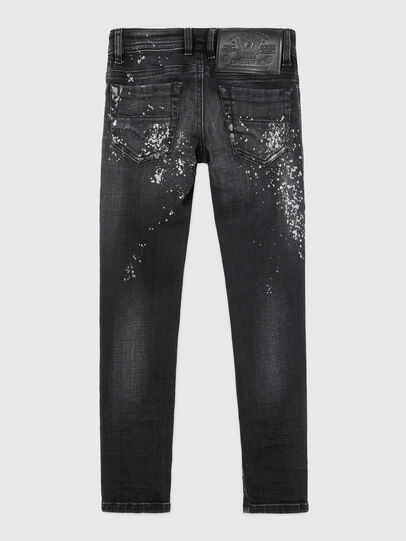 Diesel - THOMMER-J, Nero/Grigio scuro - Jeans - Image 2