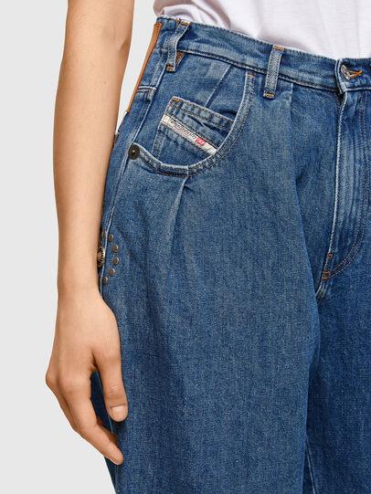 Diesel - D-Concias 009VZ, Blu medio - Jeans - Image 4