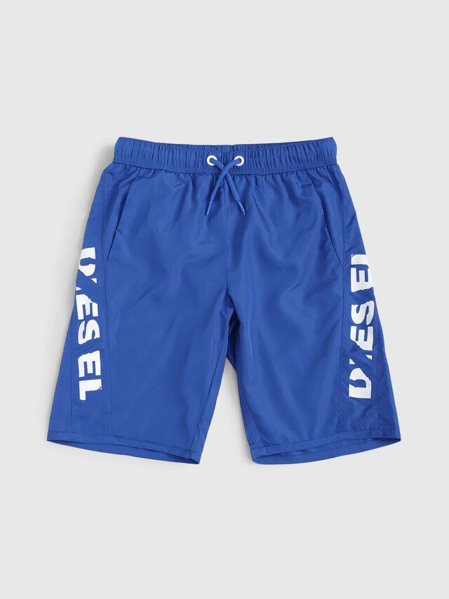 Diesel - MBXSEA, Blu Ceruleo - Beachwear - Image 1