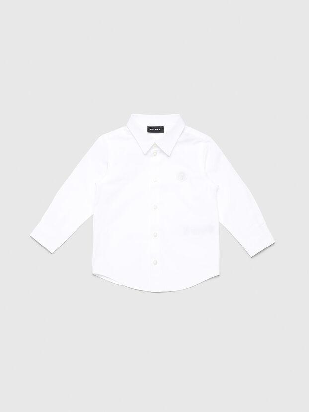 CSBILLB, Bianco - Camicie