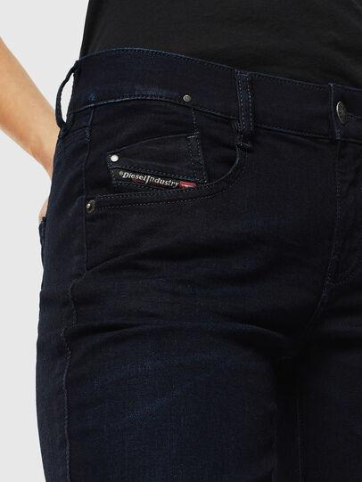 Diesel - D-Ebbey 0095X, Blu Scuro - Jeans - Image 3