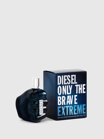 Diesel - ONLY THE BRAVE EXTREME 125ML, Blu Scuro - Only The Brave - Image 1