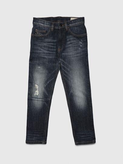 Diesel - D-EETAR-J, Blu Scuro - Jeans - Image 1