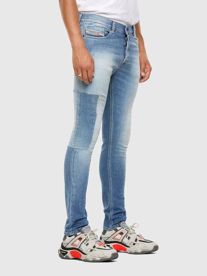 Diesel - Tepphar 009FJ, Blu Chiaro - Jeans - Image 7