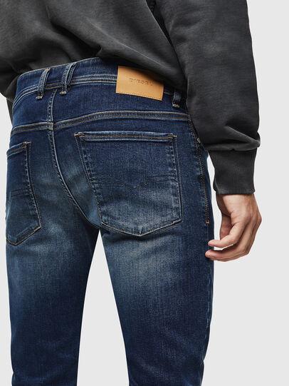Diesel - Sleenker 086AJ, Blu medio - Jeans - Image 5