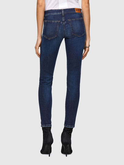 Diesel - D-Jevel 09A30, Blu Scuro - Jeans - Image 2