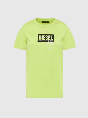 T-SILY-E52, Verde Fluo - T-Shirts