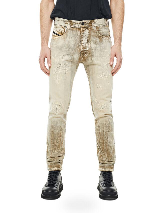 Diesel - TYPE-2880, Marrone Chiaro - Jeans - Image 1
