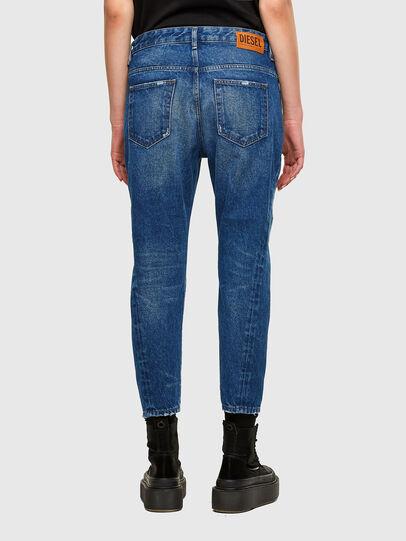 Diesel - Fayza 0079R, Blu medio - Jeans - Image 2
