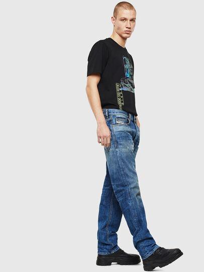 Diesel - D-Macs 0097I, Blu medio - Jeans - Image 6