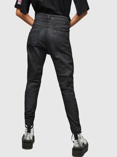 Diesel - Fayza JoggJeans 069GP, Nero/Grigio scuro - Jeans - Image 2