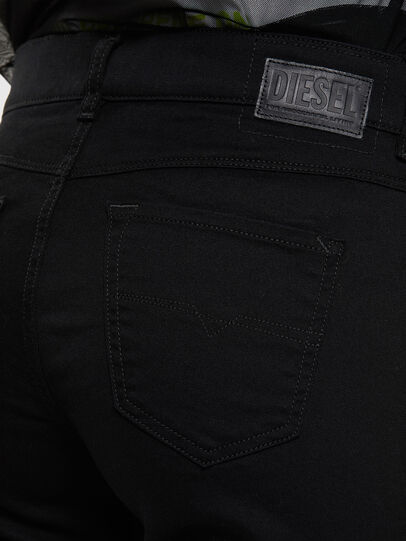 Diesel - Sandy 069EI, Nero/Grigio scuro - Jeans - Image 4
