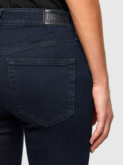 Diesel - Slandy 009PV, Blu Scuro - Jeans - Image 4