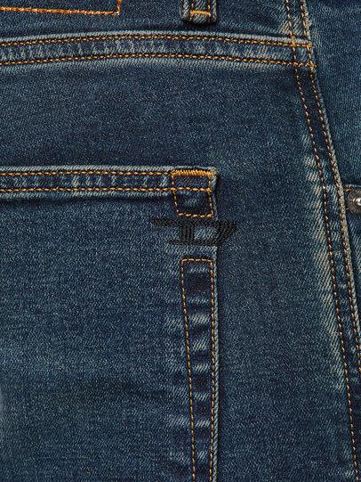 Diesel - D-Strukt 0093J, Blu Scuro - Jeans - Image 4