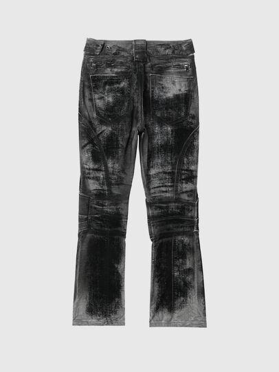 Diesel - TYPE-1007-NE, Nero/Grigio scuro - Jeans - Image 2